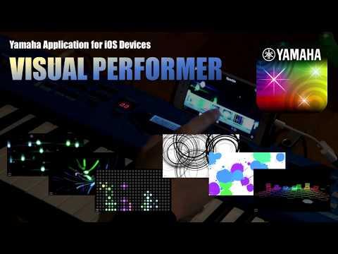 [Review] Yamaha Visual Performer APP