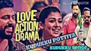 Kudukku-on the floor baby full video song love action drama