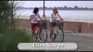 Tra Città e Sapori 2012 Cavallino percorso in bicicletta