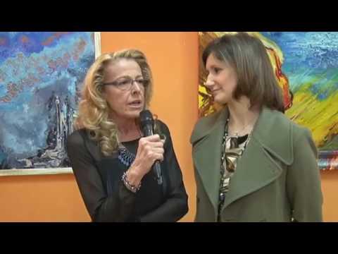 """Firenzeart Gallery presenta Beatrice Santucci """"Il colore delle emozioni"""""""