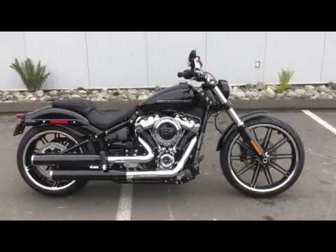 2018 harley davidson fxbr breakout youtube. Black Bedroom Furniture Sets. Home Design Ideas