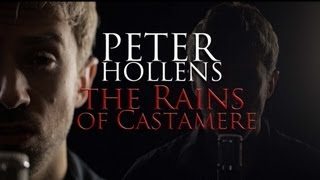 The Rains of Castamere - Game of Thrones - Peter Hollens