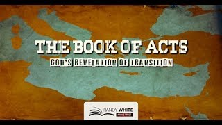 The Book of Acts | Session 1 | Introduction to Acts