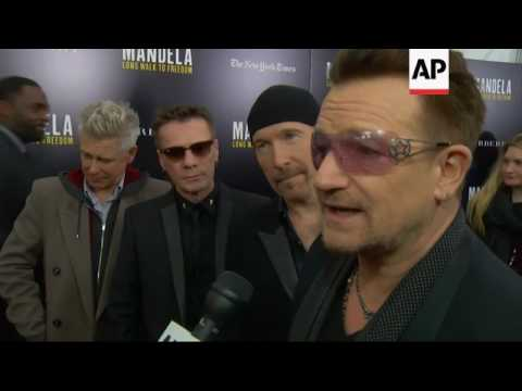 British songwriter accuses U2 of stealing song