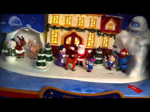 Rudolph Musical Christmas Village - #2