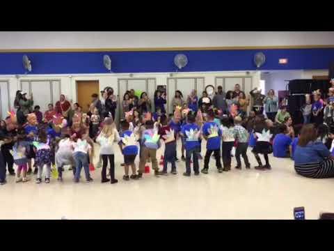 Tyler's school performance for thanksgiving 11/17/17
