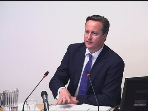 Rebekah Brooks' text to David Cameron: 'Yes he Cam!'