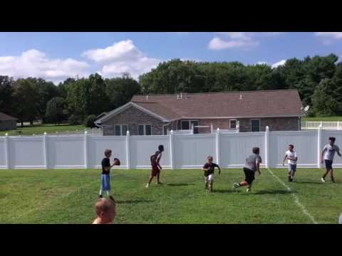 Backyard Football League