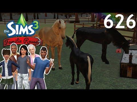 familie-reuss-3.0---#626-kleine-pferdefamilie-♥-[let's-play-die-sims-3-|-deutsch]