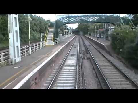 Cabview Kensington - Crofton Park 14.05.11 Hastings DEMU 1001