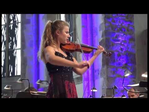 Paganini Violinkonzert Nr. 1 D-Dur - Milena Wilke