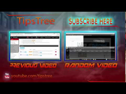 How I Link My Channel TipsTree with freedom | Hindi/Urdu 2016/2017