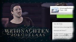 Fahri Yardim & Olli Schulz - Ebay Kleinanzeigen Karaoke | Weihnachten mit Joko & Klaas | ProSieben