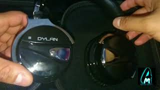 Dylan Quiet Speace QS1 Bluetooth NFC Noise Cancelling Headphone (Review)
