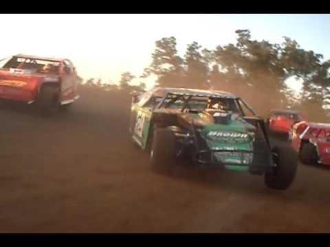 Johnny Bone jr.-Maken The A-Main At Monett Speedway-Video.wmv