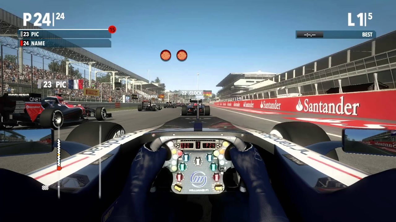Video Games Before and After IndyCar Racing and F12012  YouTube