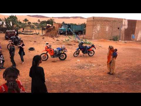 2013 01 MAURETANIEN, SENEGAL 'Zwischen Meer und Sandmeer nach Schwarzafrika'