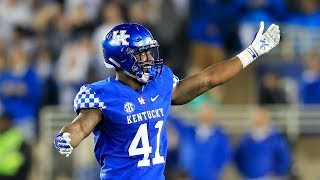 Josh Allen Highlights 2018-19 Kentucky LB | ᴴᴰ