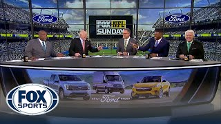 FOX NFL Sunday crew share their thoughts and predictions for the 2021 season | FOX SPORTS screenshot 5