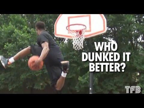 Who EASTBAY Dunked Better?! Steven Harris, Tucker Pollard or Jake Whitehouse?!