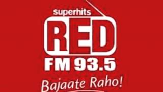 Actress Nargis Fakhri with Rj Animesh Live on Red fm Kolkata