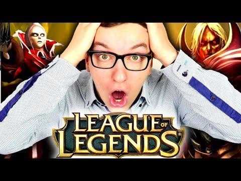 League of Legends #01