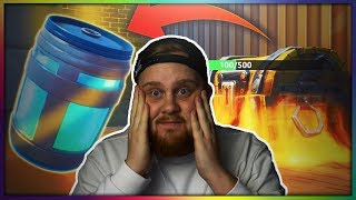 THE GLITCHEN WHEN YOU GET CHUG JUG IN VAJRE COFFIN WORKS?! -Fortnite in English