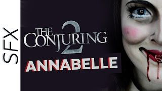 The Conjuring 2 Annabelle | Makeup Video Trailer