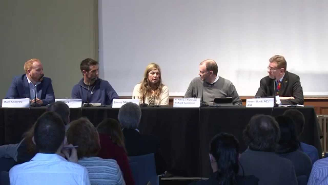 Trafodaeth panel / Panel discussion