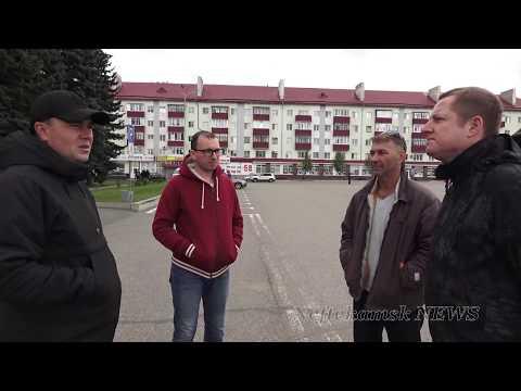 Встреча представителей  СНТ «Золотые пески» и ДНТ «Куба»  с  Барабашем  Владимиром  Валериевичем