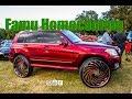 Famu homecoming Car Show 2k18 (ladies, big rims, famu homecoming, candy paint)