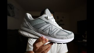 New Balance 990v5 - You need to buy this sneaker!