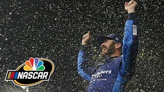 NASCAR Toyota Owners 400 at Richmond | EXTENDED HIGHLIGHTS | 4/13/19 | Motorsports on NBC