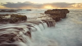 Landscape Photo Editing Session: Dreamy Seascape