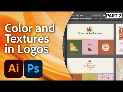 Designing a Complete Brand Identity with Sydney Michuda - 1 of 2