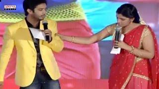 Andhra Pori Audio Launch Live Part 1 - Aakash Puri, Ulka Gupta, Srimukhi - Andra Pori
