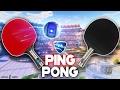 Rocket League - Ping Pong #3 - RUMBLE | Custom Gamemode /w friends