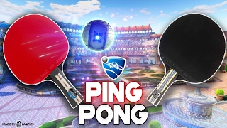 Repeat youtube video Rocket League - Ping Pong #3 - RUMBLE | Custom Gamemode /w friends
