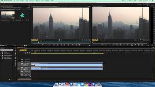Premiere Pro cs6 How To Fade Audio In And Out