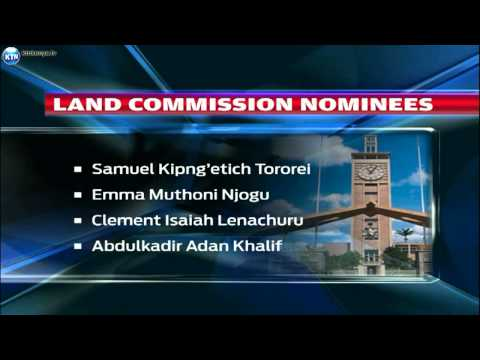 Land commission passed
