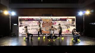 聖公會聖三一堂中學|High Schooler Asian