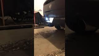 Dodge 1500 Ecodiesel Straight Pipe