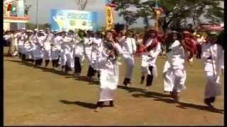 Penampilan Parade Lintas Budaya Apel Tahunan Gontor 2 2014 (part-1)