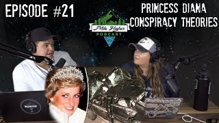 Princess Diana Conspiracy Theories - Podcast #21