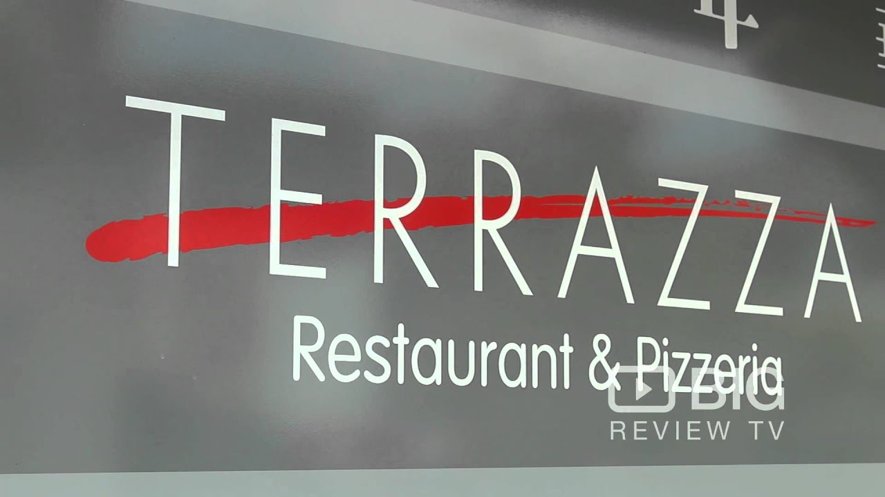 Terrazza Cafe Restaurant Pizzeria An Italian Restaurant In Sydney Serving Italian Food And Pizza