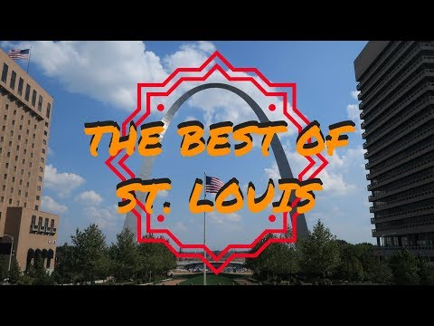 BEST THINGS TO DO IN ST LOUIS, MO | USA TRAVEL VLOG
