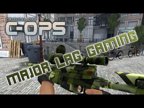 C-Ops | Major Lag Gaming on Amsterdam
