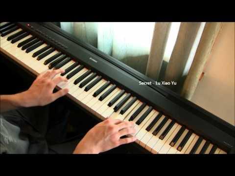 Secret OST - Lu Xiao Yu (Piano Cover)
