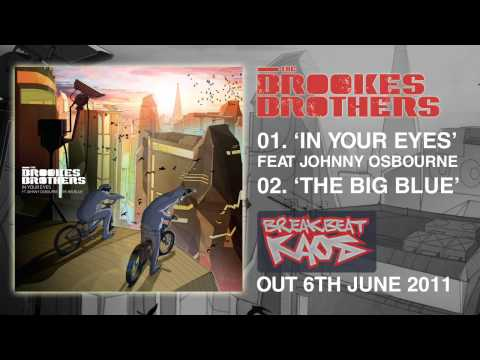 BROOKES BROTHERS - IN YOUR EYES (FEAT. JOHNNY OSBOURNE)