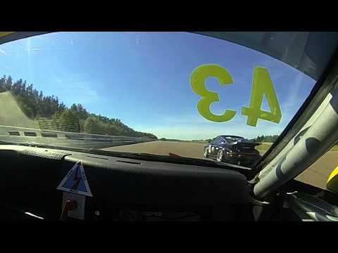 Porsche Sports Cup Scandinavia - Mantorp 2013